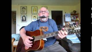 12-string Guitar and Harmonica: Fare Thee Well Northumberland (Including lyrics and chords)