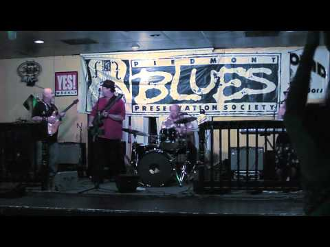 Hayley Evans Atwell Blues Band - Third Place in the 2012 PBPS Blues Challenge