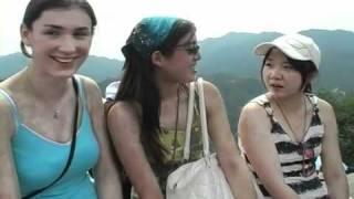 preview picture of video 'Edinburgh vet students visit Beijing'