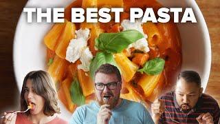 The Tastiest Pasta I