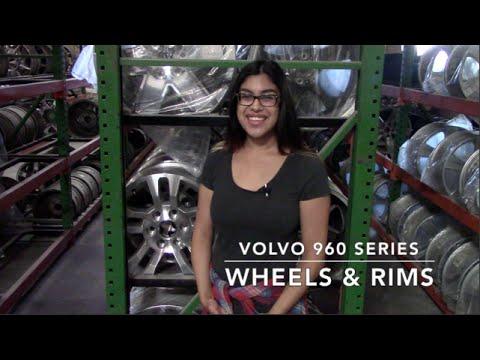 Factory Original Volvo 960 Series Wheels & Volvo 960 Series Rims – OriginalWheels.com