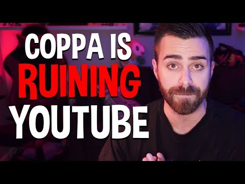 If The FTC Doesn't Change COPPA, Our Channel Disappears [MUST WATCH]