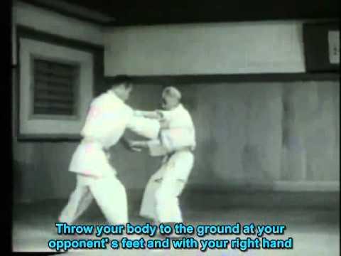 Judo - Tama-guruma