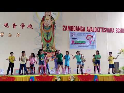Dancing @ Avalokitesvara School Recognition Day