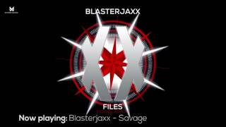 Blasterjaxx - XX Files [Festival Edition] EP