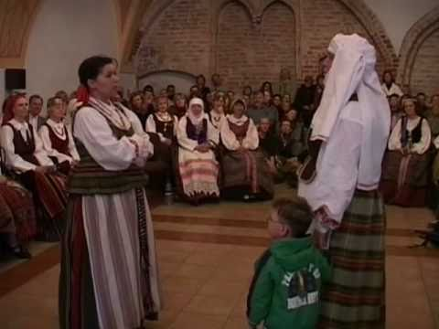 Sutartinės, Lithuanian multipart songs - intangible heritage