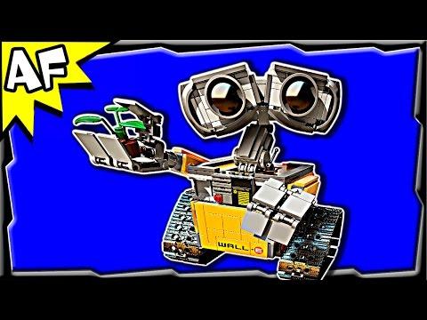 Vidéo LEGO Ideas 21303 : WALL-E