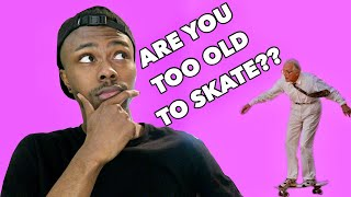 WHAT AGE SHOULD YOU START SKATEBOARDING?