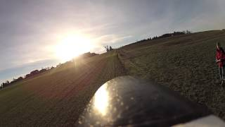 preview picture of video 'Modellflug mit Kamera über Bern - Riedbach Matzenried'