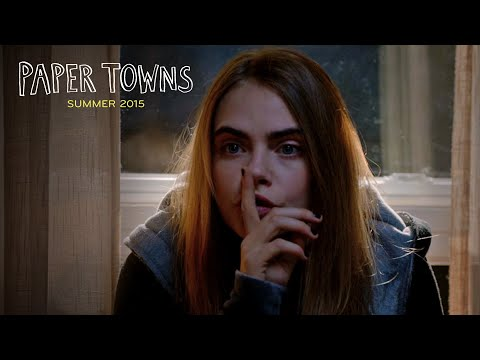 "Paper Towns | ""Find Yourself"" TV Commercial [HD] 