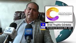 Hemos estado apoyando a los diferentes sistemas de agua de las comunidades: Ariel Trujillo Córdova