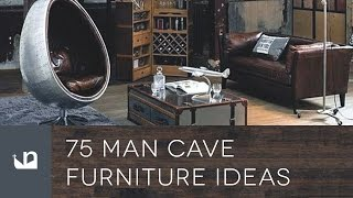 75 Man Cave Furniture Ideas For Men