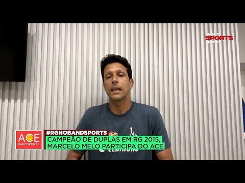MARCELO MELO COMENTA ATUAÇÕES DE ZVEREV EM ROLAND GARROS   ACE BANDSPORTS