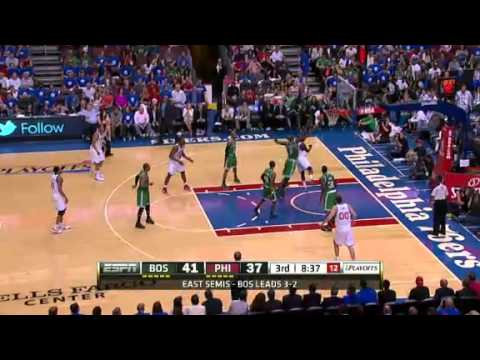 76ers Even the Series With Boston