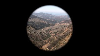To a Valley - Peaceful Poem on Black Star Canyon Trail - CA