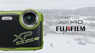 Fuji Guys FUJIFILM XP140 - First Look