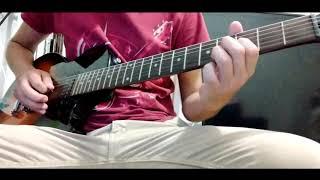 Posthumous Forgiveness Tame Impala Guitar Cover