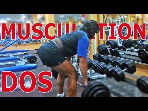 Les symptômes de la crampe des muscles
