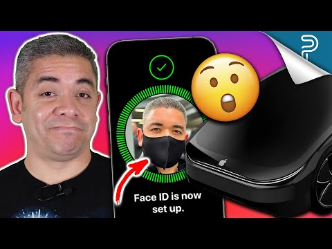 Pocketnow Daily: Apple is FIXING Face ID for Masks, and Seriously Making a CAR! (video)