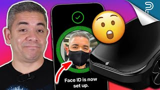 Apple is FIXING Face ID for Masks, and Seriously Making a CAR!