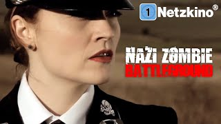 Nazi Zombie Battleground (HORRORKOMÖDIE ganzer Film Deutsch, Trash Filme in voller Länge anschauen)