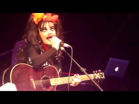"""Nina Hagen """"Spirit In The Sky"""" Live @ Teatro Lirico Cagliari 04/12/2012"""