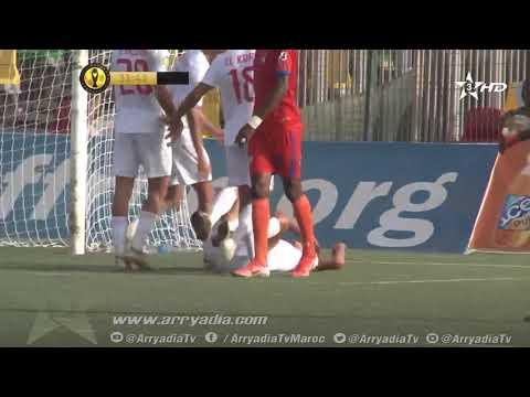 العرب اليوم - شاهد: هدف الوداد الرياضي في مرمى إفسي نواذيبو
