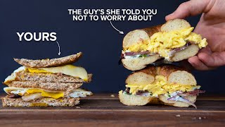 6 Tips To Make A Better Breakfast Sandwich