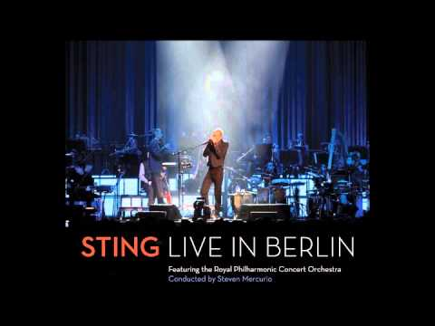 Sting - Shape Of My Heart (CD Live in Berlin)