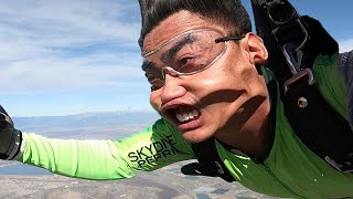 Last To Pull Their Parachute Wins $10,000 - SKYDIVING