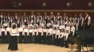 "Georgia Children's Chorus 2011 Spring Concert:  ""I Love a Piano"" by Irving Berlin"