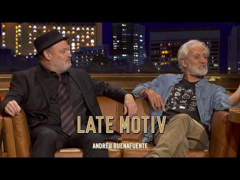 LATE MOTIV - Pablo Carbonell y Pepín Tre.