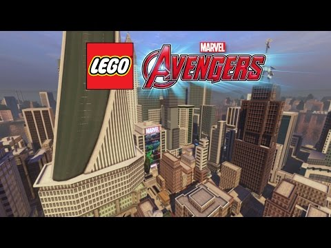 Maybe LEGO Avengers Can Live Up To LEGO Marvel Super Heroes After All