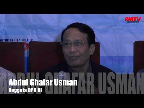 DPD Back Up Presiden Perkuat KPK