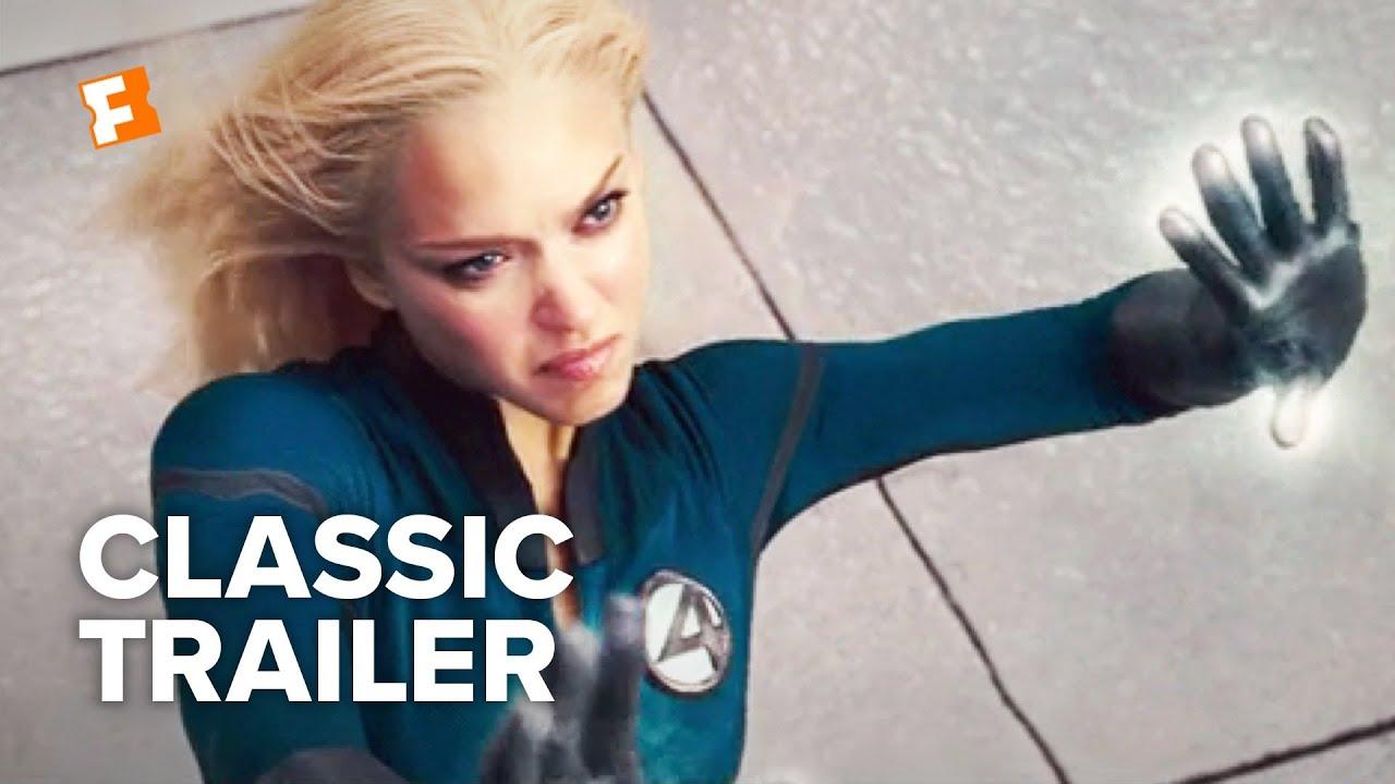 Trailer för Fantastic Four: Rise of the Silver Surfer
