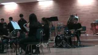 preview picture of video 'AUDICION FIN DE CURSO 2012-2013  SAXOS - UNION MUSICAL SANTA CECILIA - VILLAR DEL ARZOBISPO'