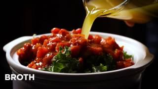 Cigna Healthy Recipe   Crock Pot Butternut Squash Kale And Bean Soup