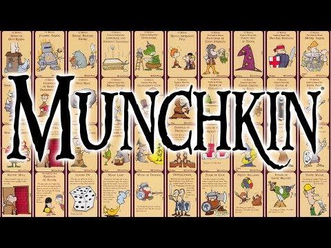 ???? Munchkin - társasjáték bemutató - Infúzió