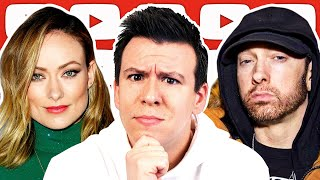 WHY People Are FREAKING OUT On Olivia Wilde, Eminem, Nick Cannon & What The IG Report REALLY Says...