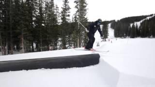 2013 Woodward: Ski Trick Tips - Switch on Switch off
