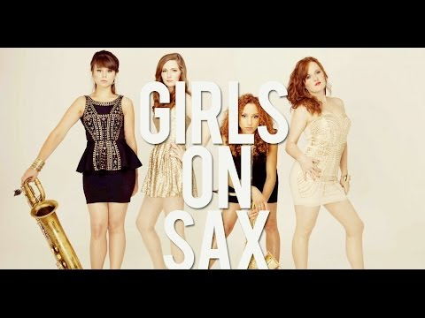 Girls On Sax Video