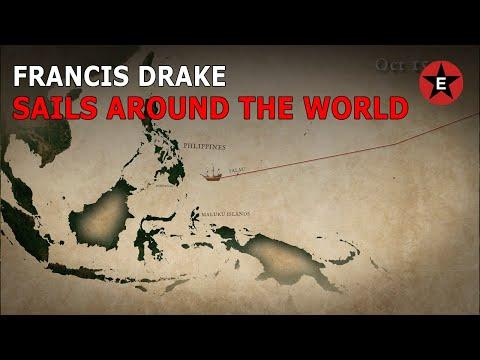 Drake's Round the World Voyage