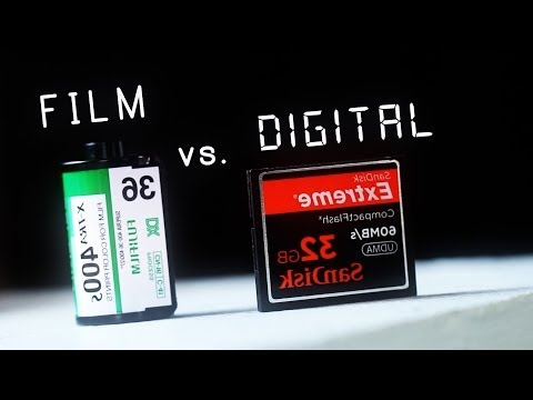 Can You Tell The Difference Between These Film And Digital Animations?