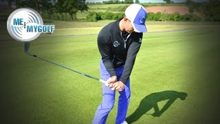 THE BEST GOLF TIP TO STRIKE YOUR IRONS PURE!!