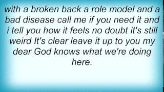 Beatsteaks - God Knows Lyrics