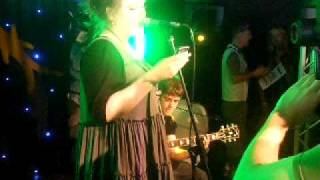 Adele - Steady As She Goes (The Raconteurs Cover)  At Radio 1s Big Weekend 2008