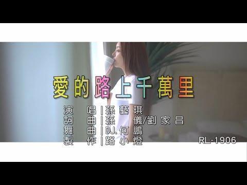 孫藝琪   愛的路上千萬里   (DJ版)   (1080P)KTV