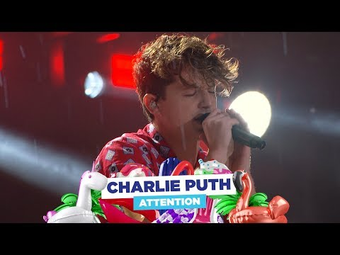 Charlie Puth - 'Attention' (live at Capital's Summertime Ball 2018) (видео)