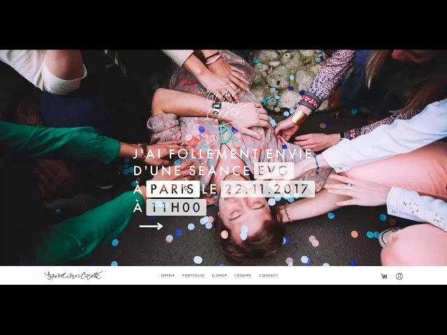 Epouse-moi cocotte : Séances photos et e-shop