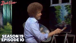 Bob Ross - After The Rain (Season 19 Episode 10)